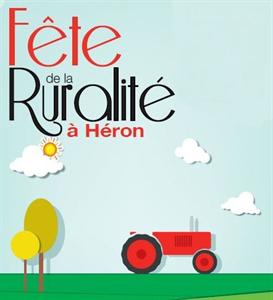Fête de la Ruralité à Héron.