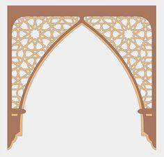 Mehrab Design Clipart.