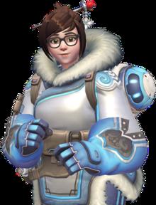 Mei (Overwatch).