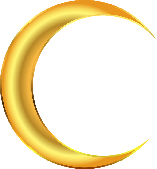 Meia lua png 3 » PNG Image.