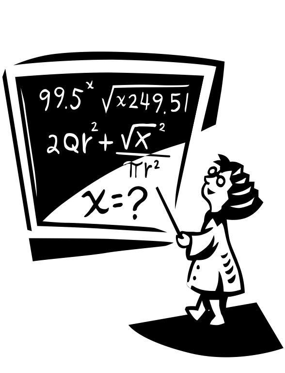 Math Code Words.