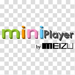 Meizu MiniPlayer Icon , Meizu transparent background PNG.