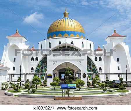 Picture of Melaka Mosque, Melaka, Malaysia x18973277.