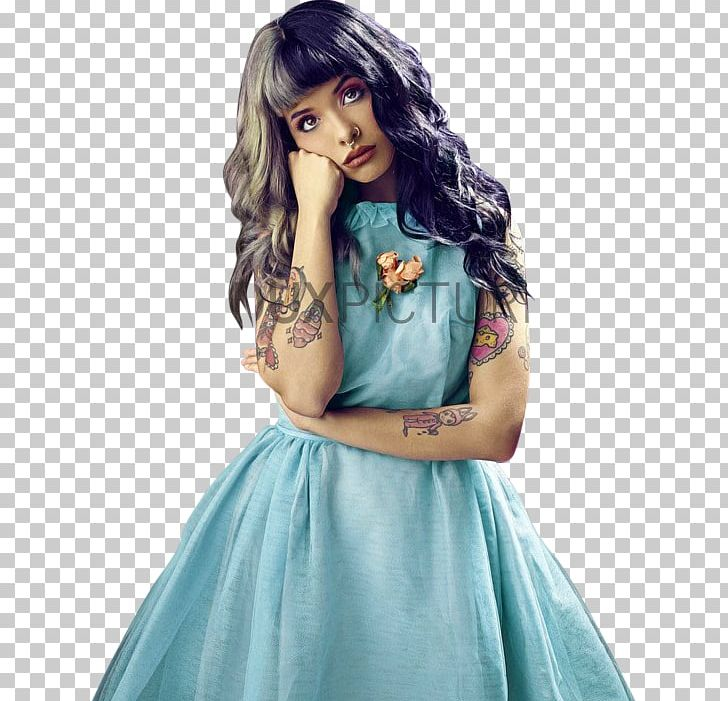 Melanie Martinez Blue Knees YouTube You Love I Mad Hatter.
