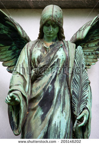 Grieving Angel Stock Photos, Images, & Pictures.