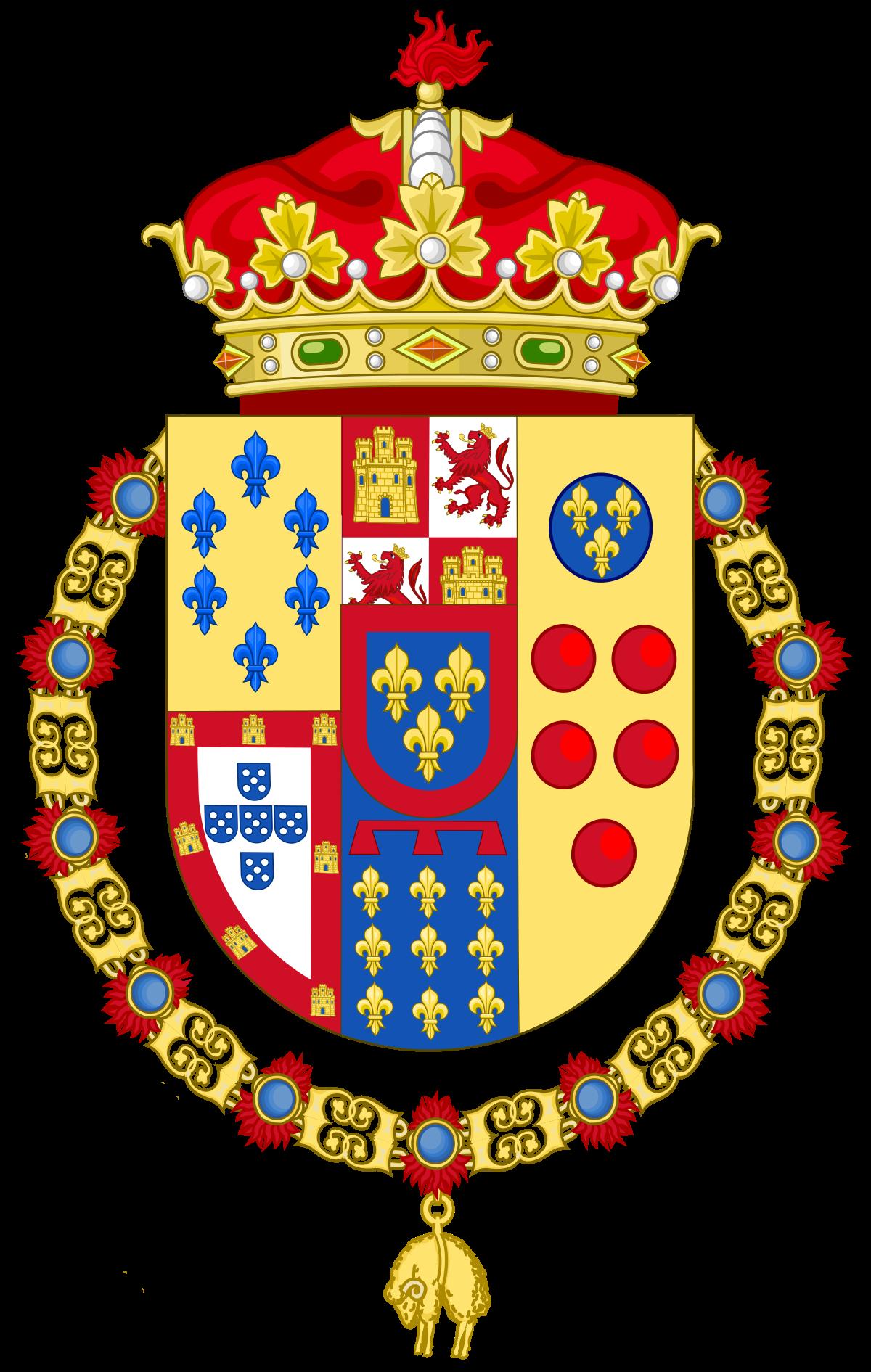Infante Alfonso, Duke of Calabria.