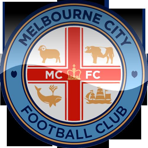 Melbourne City Fc Football Logo Png.