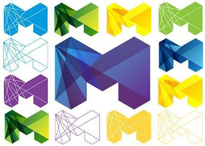 The \'M\' design will become an icon for Melbourne, synonymous.