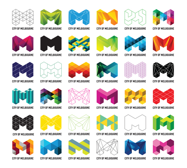 City of Melbourne on Behance.