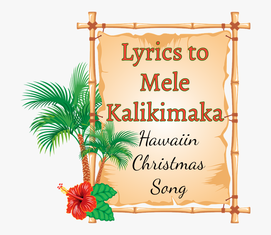 Mele Kalikimaka Lyrics.