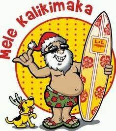 Mele Kalikimaka Clip Art.