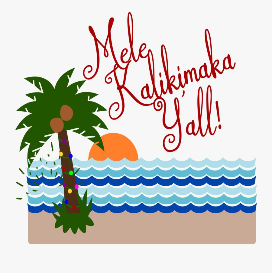 Clip Art Mele Kalikimaka Images.