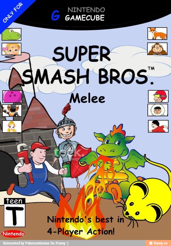 Melee Clipart.