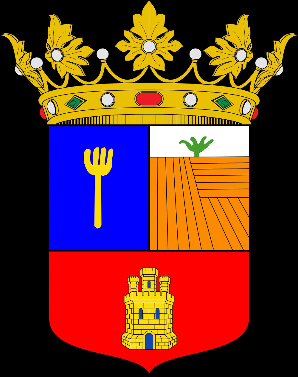 File:Escudo Melgar de arriba2.svg.