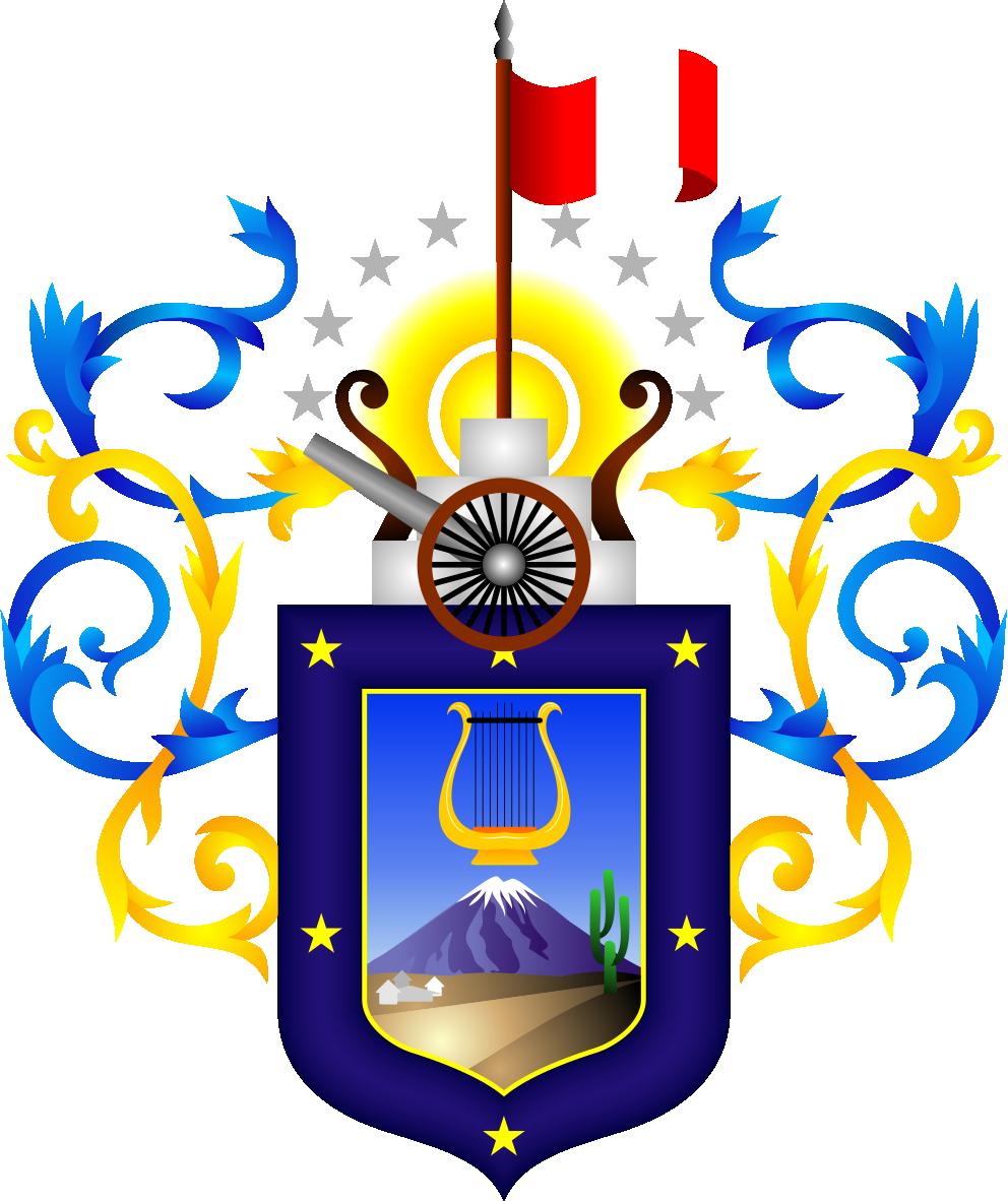File:Escudo de Mariano Melgar.png.