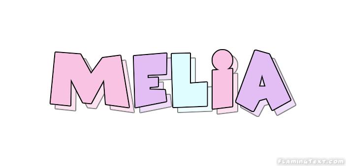 Melia Logo.