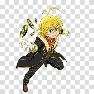 Meliodas PNG clipart images free download.