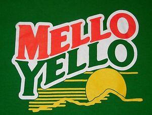 Details about Mello Yello.