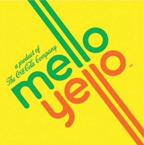 Mellow Yellow Soda.
