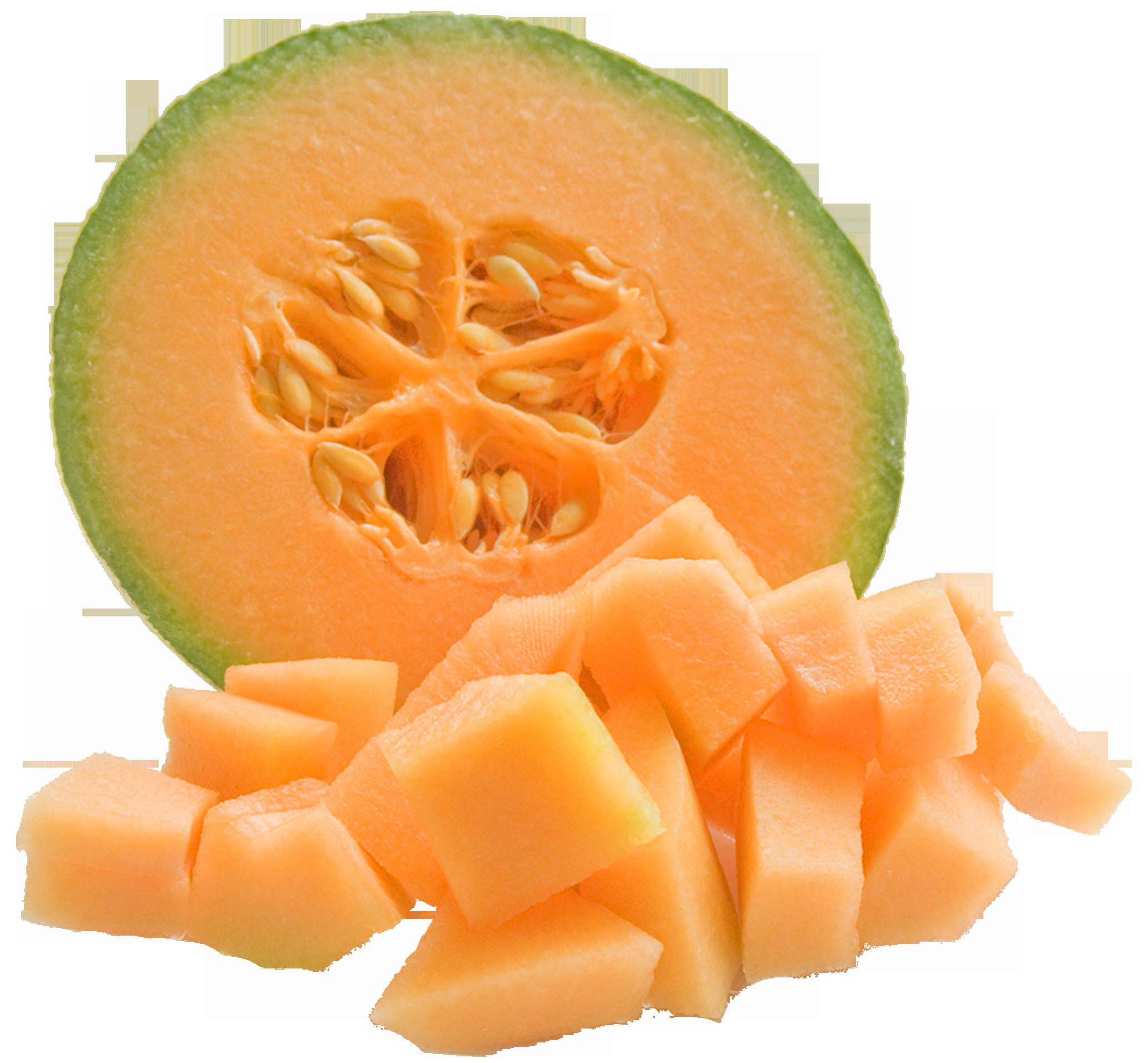 Large Melon PNG Clipart.