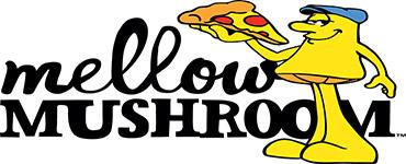 Mellow mushroom Logos.