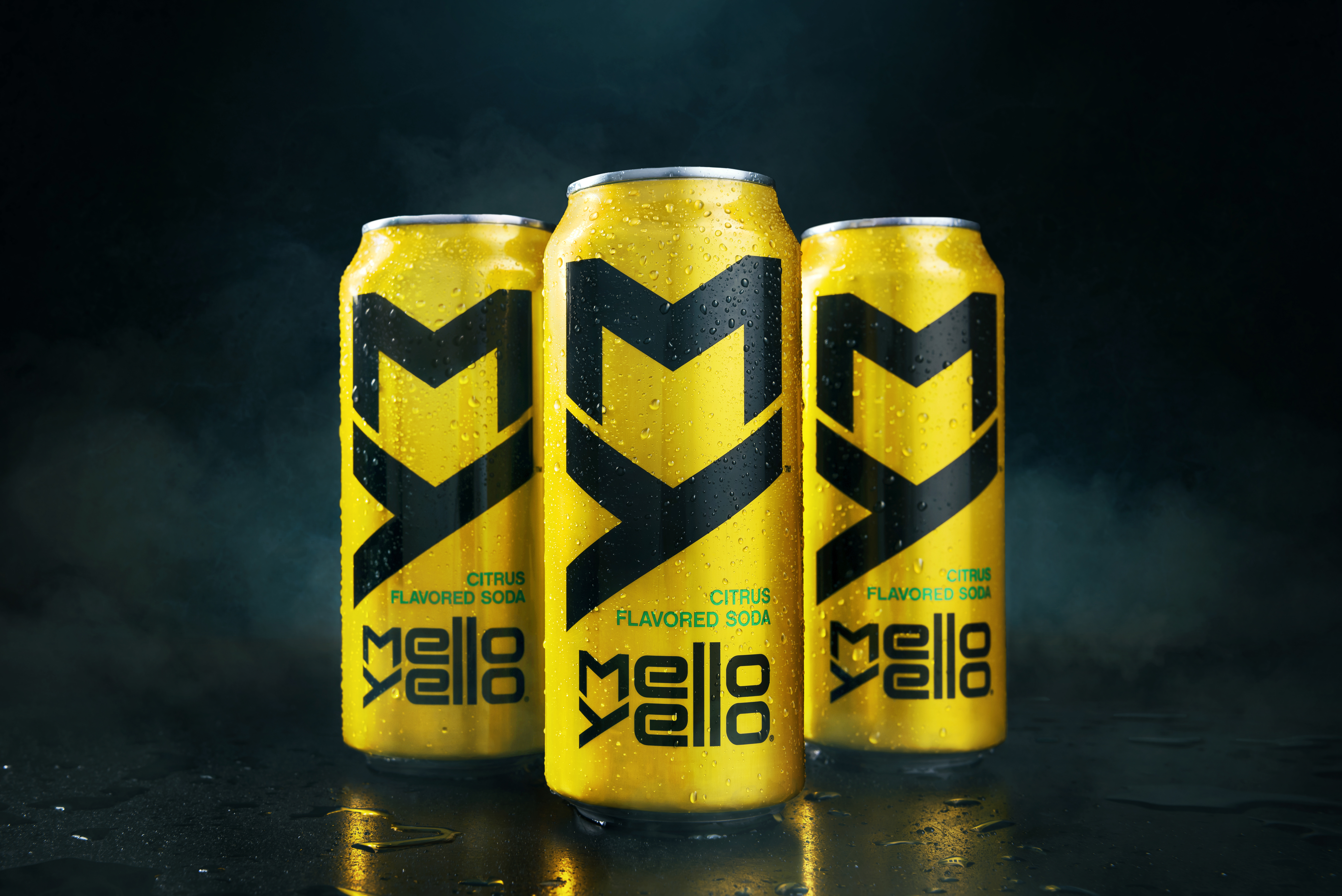 The New Look of Mello Yello is Anything but Mello.