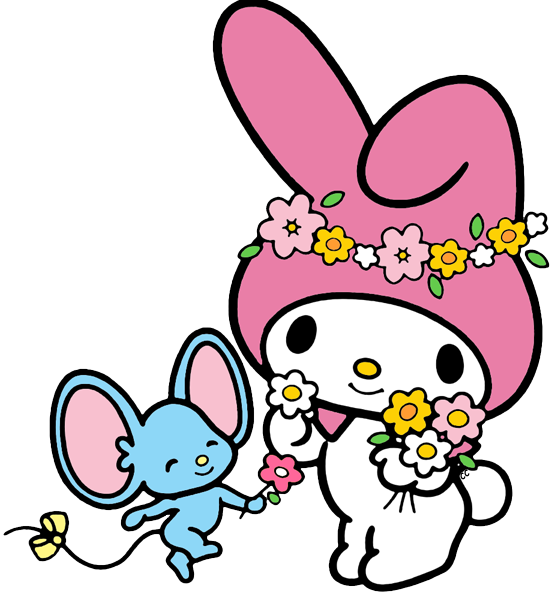 My Melody Clip Art Images.