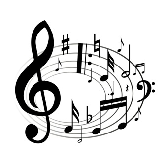 Melody clipart.