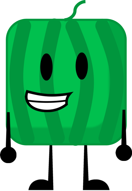 Square Melon by DylantheAmazingCore on DeviantArt.