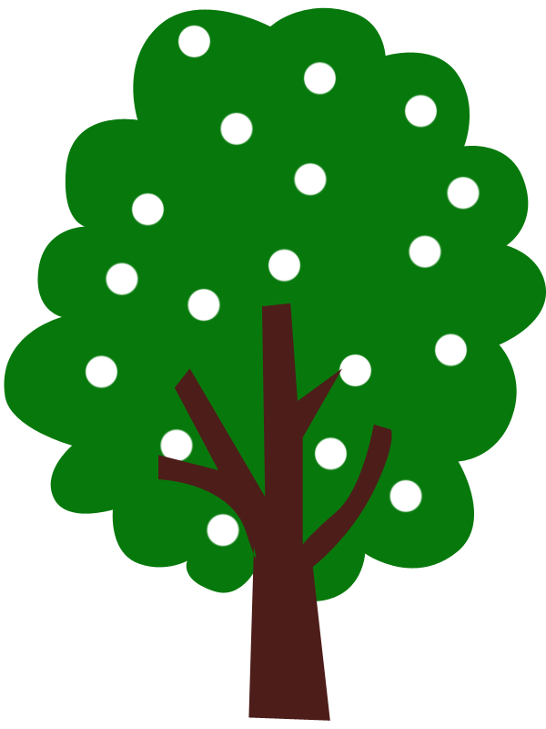 Spring Tree Clipart.