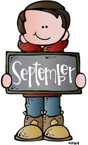 Melonheadz Classroom Calendar Clipart.