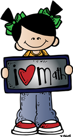 Math Clipart Melonheadz.