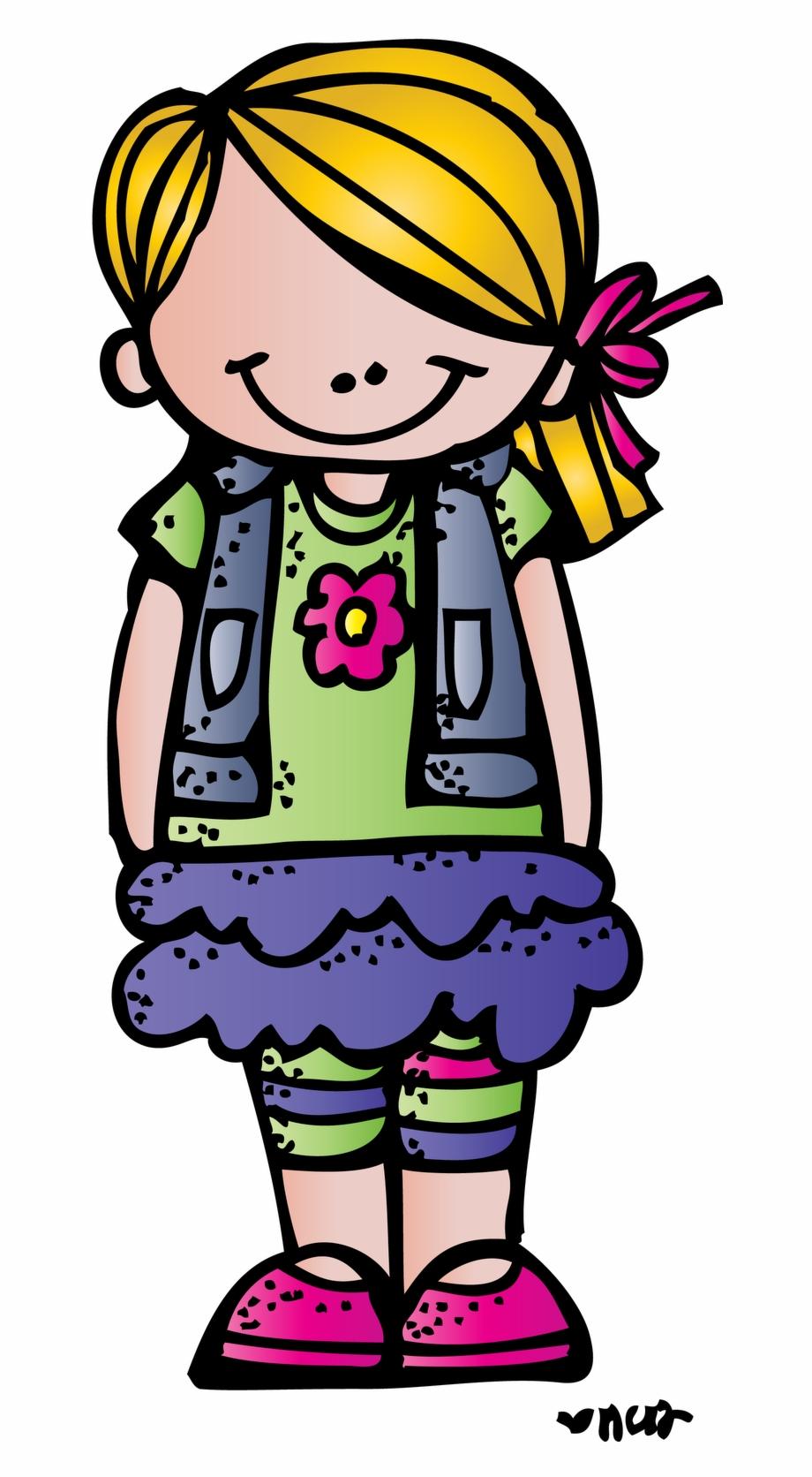School Png Melonheadz Clip Art Melonheadz Girls.