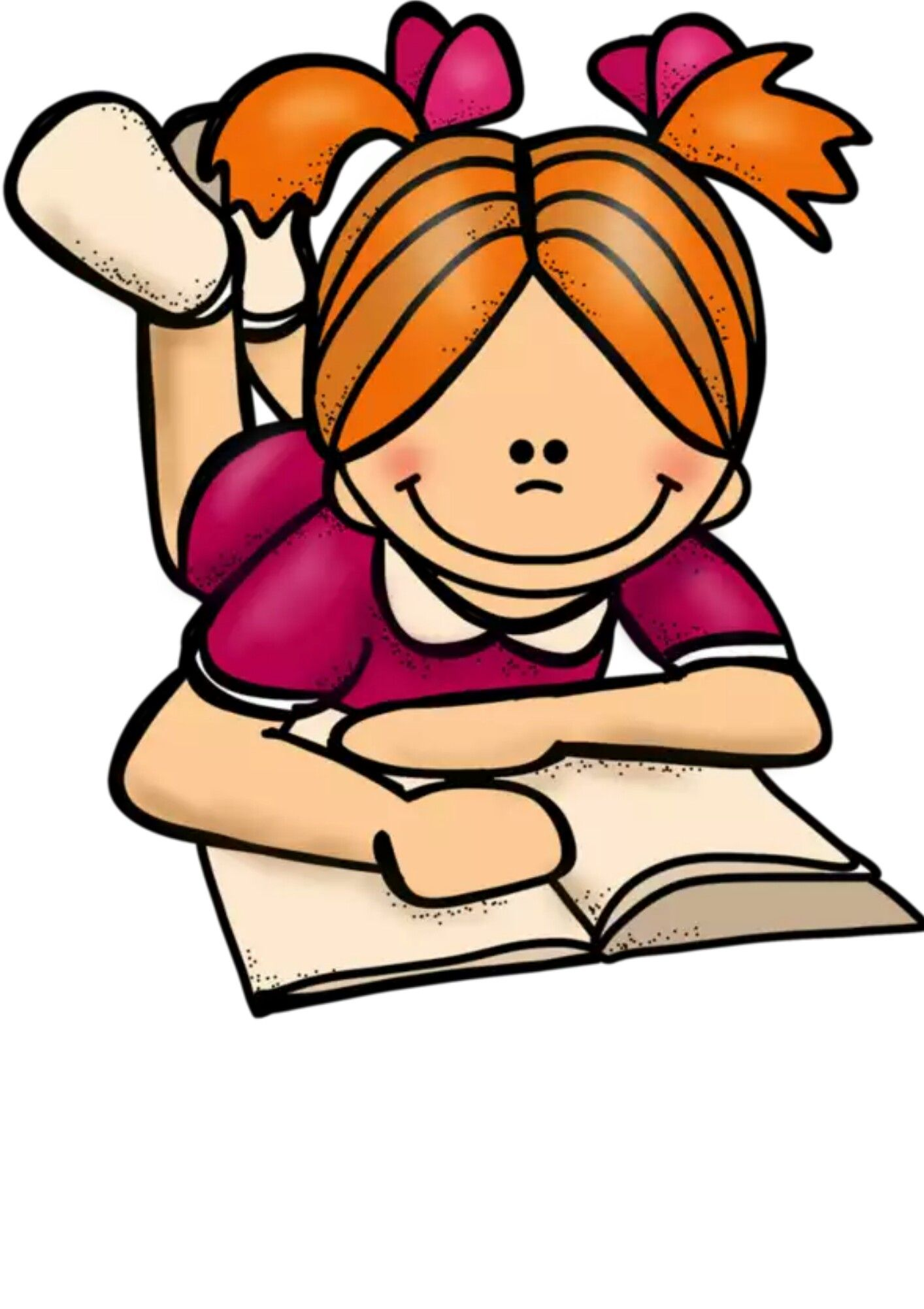 Reading #melonheadz.