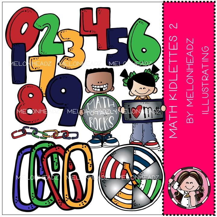 melonheadz math clipart #5