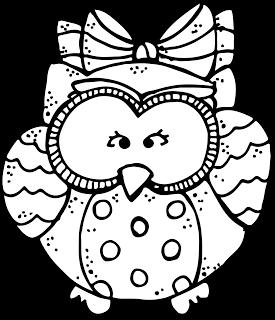 Melonheadz Illustrating Meet my friend Michelle / Owl always.