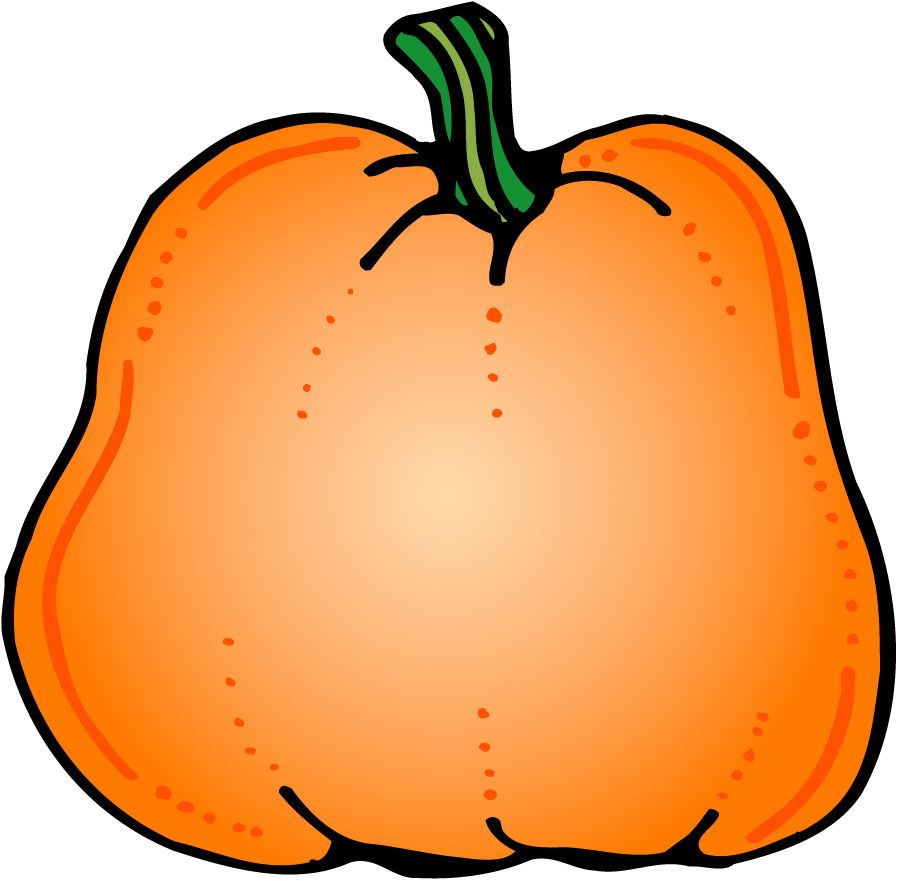 Cute Halloween Pumpkin Clipart Free.