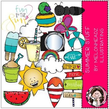 Summer Stuff clip art.