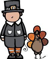 Melonheadz Clipart Thanksgiving.
