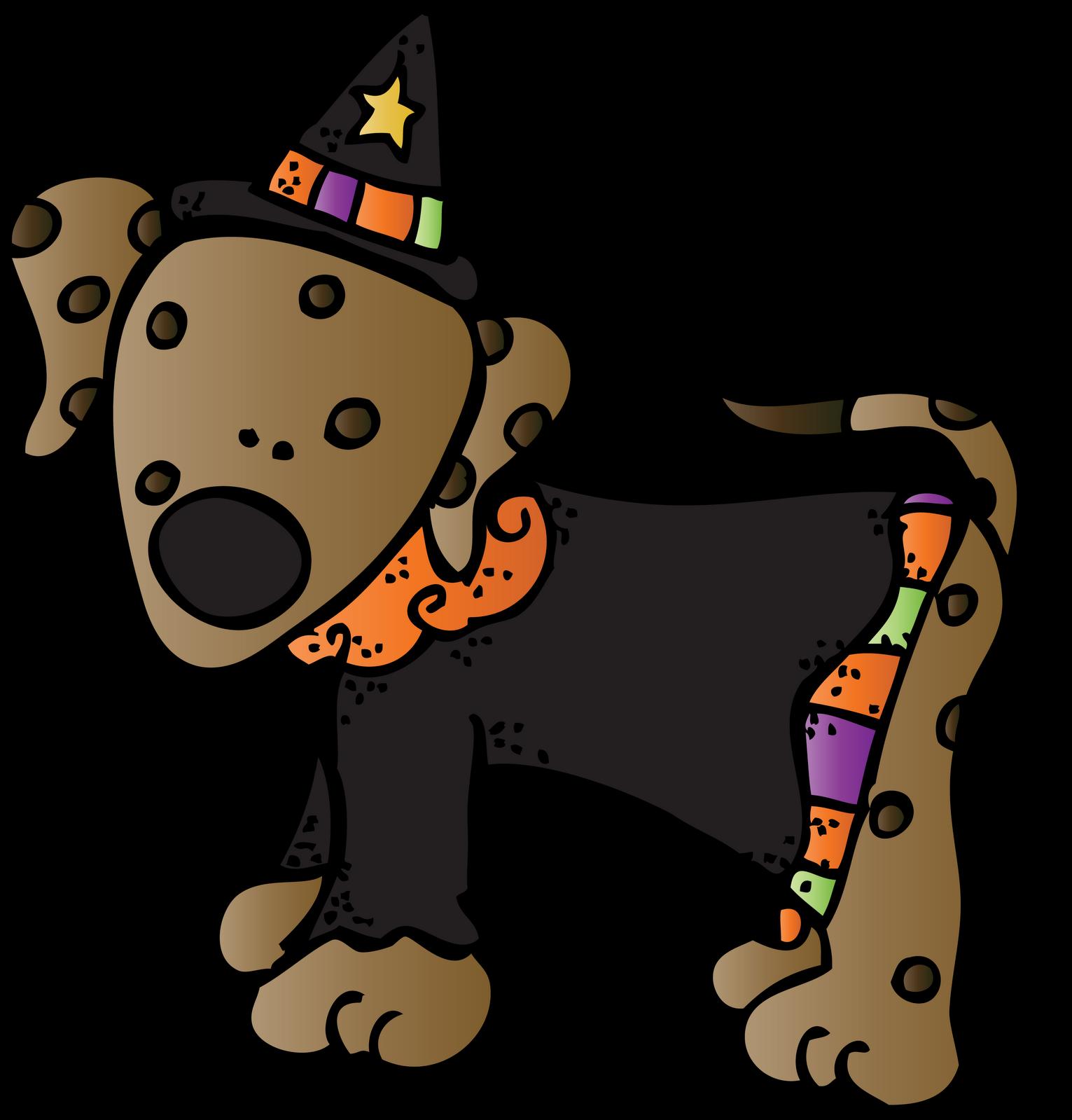 Thanksgiving Clipart Dog.