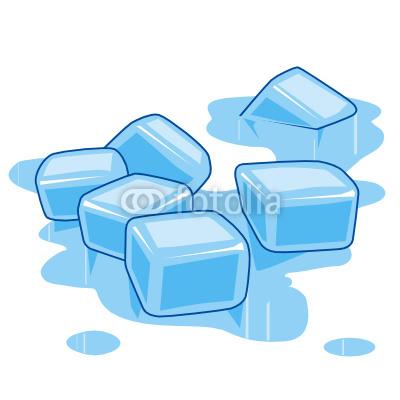 Ice melt clipart.
