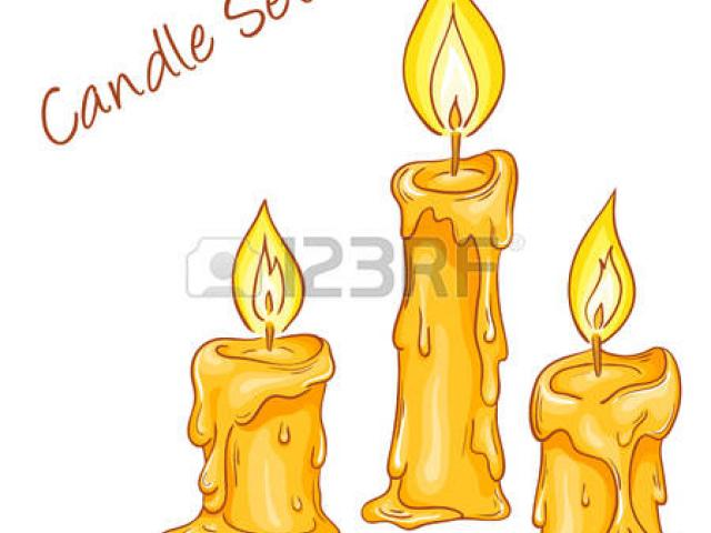 Candles clipart melting, Candles melting Transparent FREE.