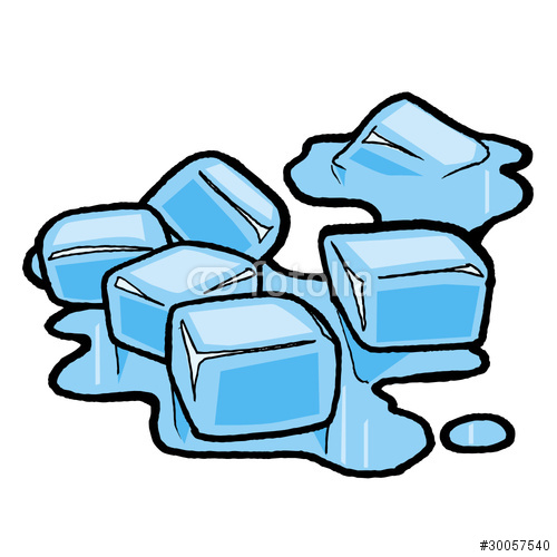 Melting Point Clipart.