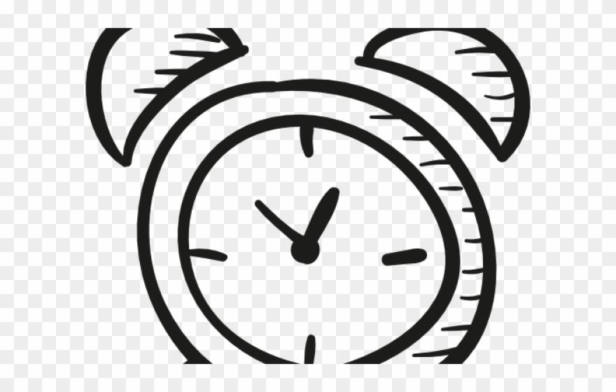 Crazy Clipart Clock.