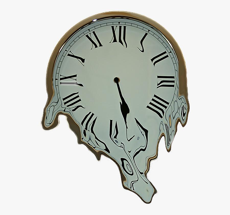 Melting Clock.