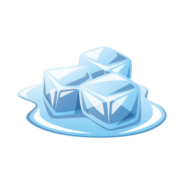 Best Melting Ice Cubes Illustrations, Royalty.