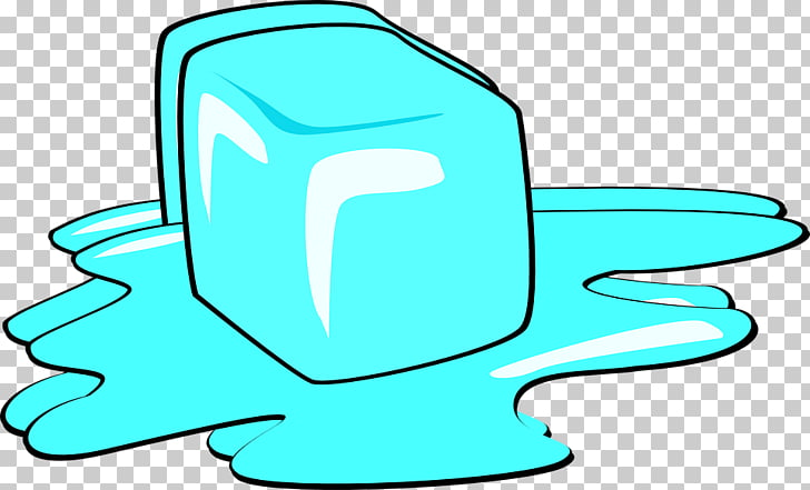 Melting Ice cube , three ice cubes PNG clipart.