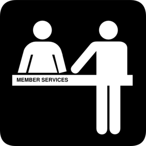 Member Services Clip Art at Clker.com.