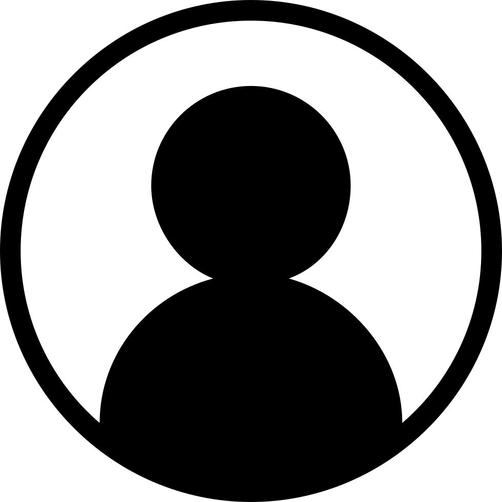 Account, Customer, Login, Man, User Icon.