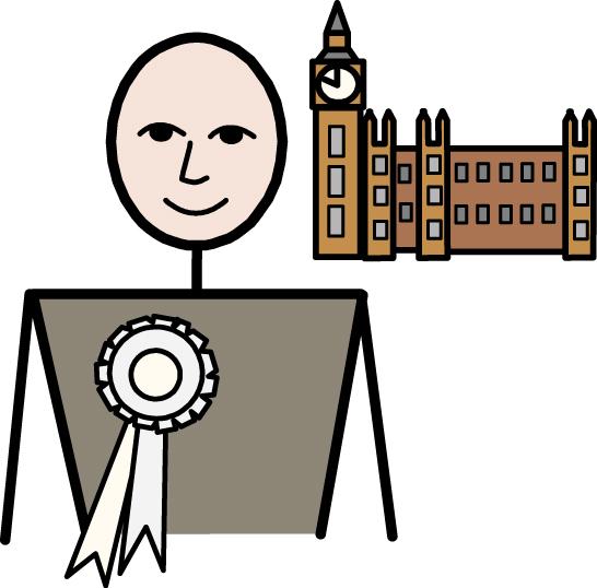member of parliament.